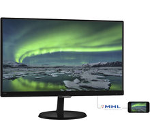 "Philips 237E7QDSB - LED monitor 23"" - 237E7QDSB/00"