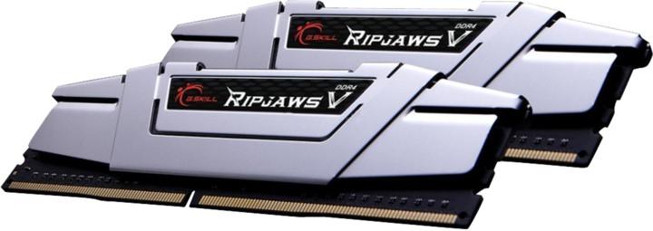 G.SKill RipjawsV 16GB (2x8GB) DDR4 2400MHz