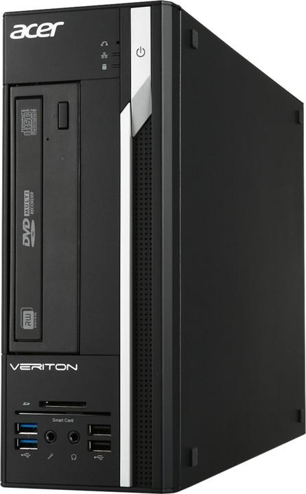 Acer Veriton 2 (VX2632G), černá