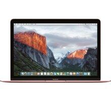 Apple MacBook 12, růžovězlatá - 2017 - MNYN2CZ/A