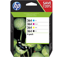 HP N9J73AE No.364 multipack
