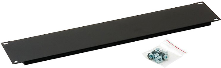 """Triton záslepka RAB-ZP-X01-A1, 1U, 19"""", černá"""