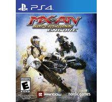 MX vs ATV Supercross Encore - PS4 - 9006113008156