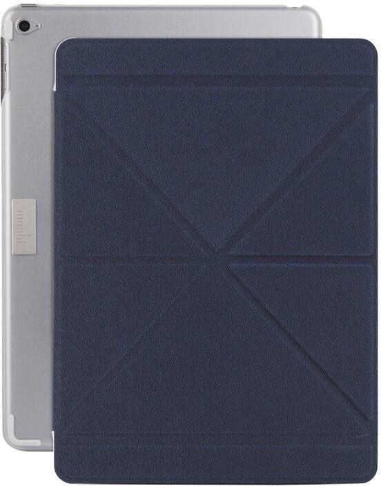 Moshi VersaCover pouzdro pro iPad Air 2, modrá