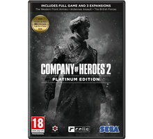 Company of Heroes 2 - Platinum Edition (PC) - PC - 8595071033832