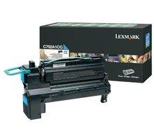 Lexmark C792A1CG, cyan
