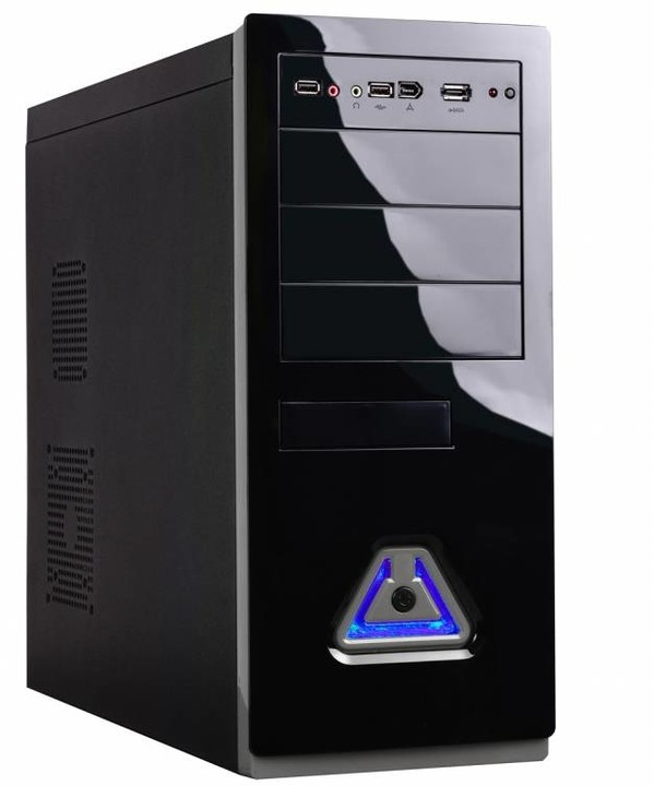 EuroCase ML-5485 černošedá