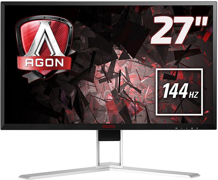 """AOC AG271QX - LED monitor 27"""""""