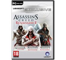 Assassin's Creed: Renaissance - PC - PC - 3307215928950