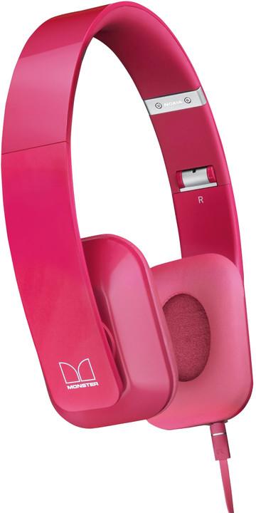 Nokia stereofonní headset WH-930, purpurová
