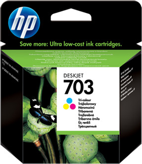 HP CD888AE barevná, no.703