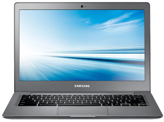 """Samsung Chromebook 2, 13,3"""", stříbrná"""