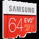 Samsung Micro SDXC EVO Plus 64GB