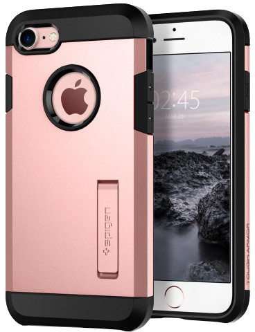 Spigen Tough Armor 2 iPhone 7/8, rose gold