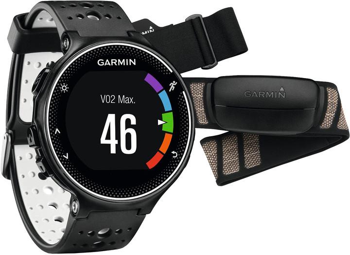 GARMIN Forerunner 230 HR Premium, černá