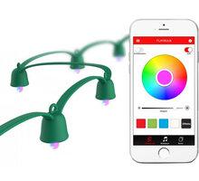 MiPow Playbulb String chytrý LED řetěz 10 m - MP-BTL505-GN