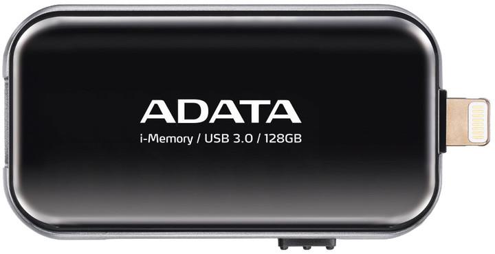 ADATA UE710 - 128GB, černá