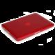 KMP ochranný obal pro 15'' MacBook Pro Retina, 2015, červená