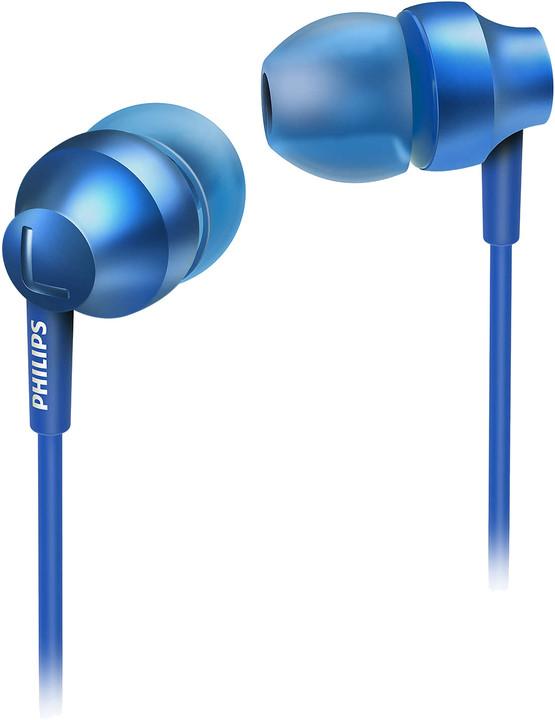 Philips SHE3850BL, modrá
