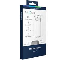 FIXED gelové pouzdro pro Samsung Galaxy Xcover 3/Xcover 3 VE, bezbarvá - FIXTC-034