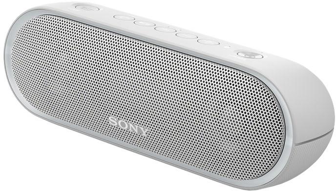 Sony SRS-XB20, bílá