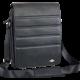 WEDO GoFashion Pro taška pro tablet, svislá, černá  + Belkin iPad/tablet stylus, stříbrný