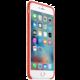 Apple iPhone 6s Plus Silicone Case, oranžová