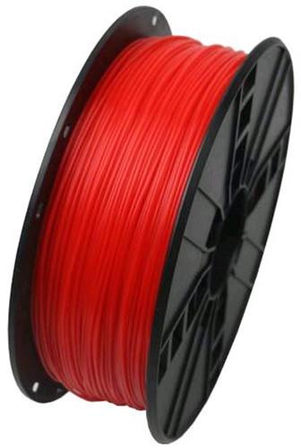 Gembird tisková struna (filament), PLA, 1,75mm, 0,6kg, červená