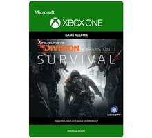 Tom Clancy's The Division - Survival DLC (Xbox ONE) - elektronicky - 7D4-00150