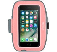 Belkin sportovní pouzdro SportFit plus iPhone 7, růžové - F8W782btC01