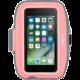 Belkin sportovní pouzdro SportFit plus iPhone 7, růžové