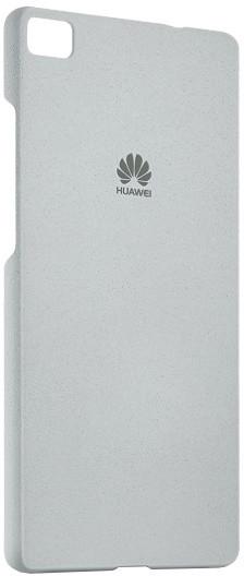 Huawei Protective 0,8mm pouzdro pro P8, šedá