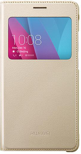 Huawei Smart Cover pro Honor 5X, zlatá