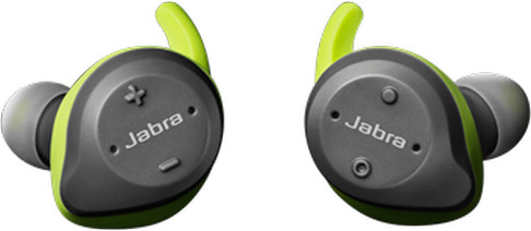 Jabra Elite Sport, šedo-zelená