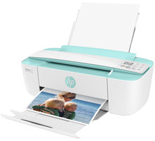 HP Deskjet Ink Advantage 3785 - T8W46C + HP pastelky + Fotopapír HP Advanced Glossy Photo Paper, 10 x 15cm v ceně 399,-