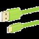 AXAGON BUMM-AM02QG, 0.2 m, zelený