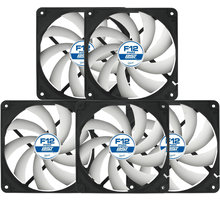 Arctic Fan F12 PWM PST Value Pack - ACFAN00062A