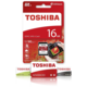 Toshiba SDHC Exceria 16GB 90MB/s UHS-I