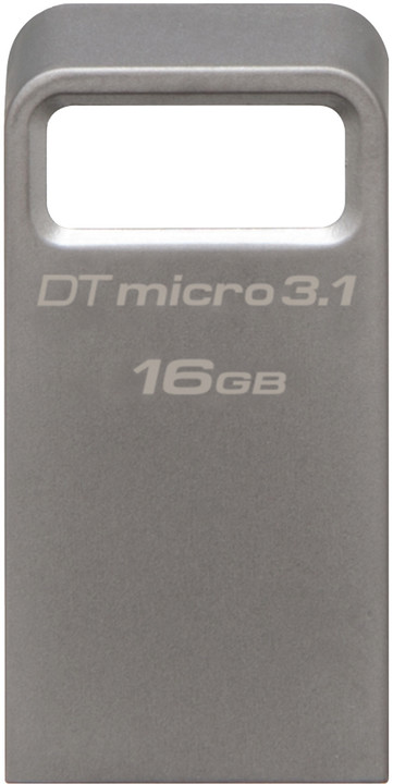 Kingston DataTraveler Micro 3.1 - 16GB