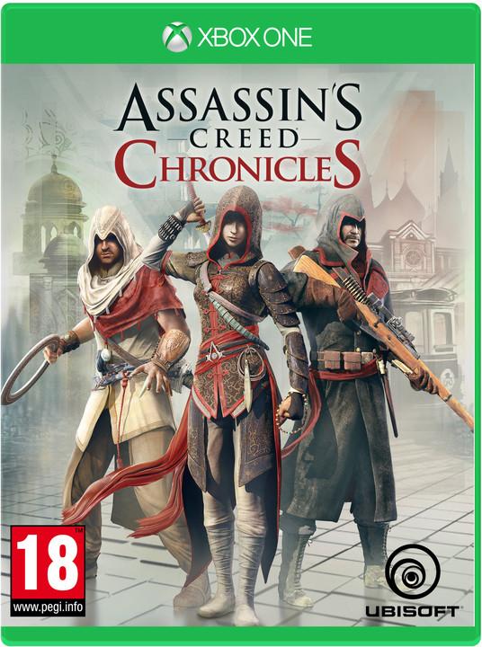 Assassin's Creed Chronicles - XONE