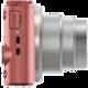 Sony Cybershot DSC-WX350, růžová