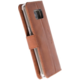 Krusell Sunne 5 Card FolioCase flipové pouzdro pro Samsung Galaxy S8+, hnědá