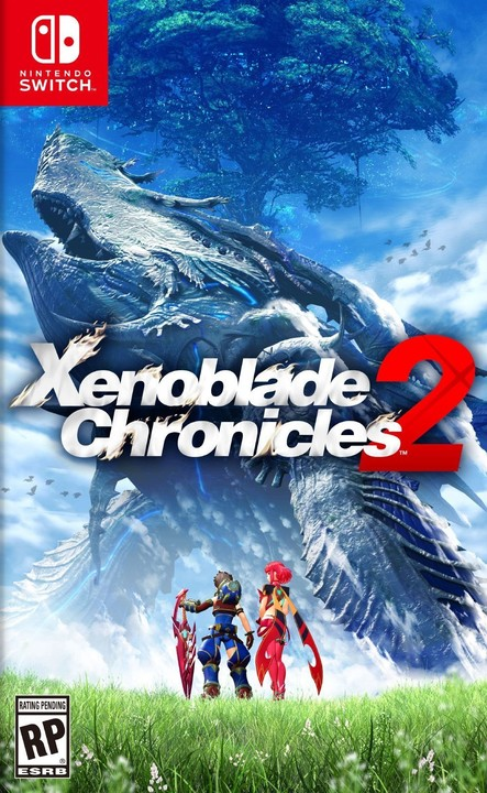 Xenoblade Chronicles 2 (SWITCH)