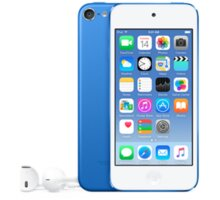 Apple iPod touch - 16GB, modrá, 6th gen. - MKH22HC/A