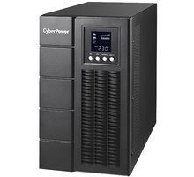 CyberPower Main Stream OnLine UPS 3000VA/2400W, XL, Tower - OLS3000E