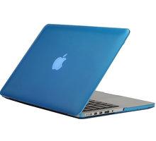 KMP ochranný obal pro 15'' MacBook Pro Retina, 2015, modrá - 1115150105