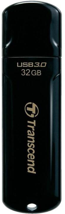 Transcend JetFlash 700 32GB, černý