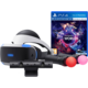 PlayStation VR + Kamera v2 + 2x PS Move + VR Worlds