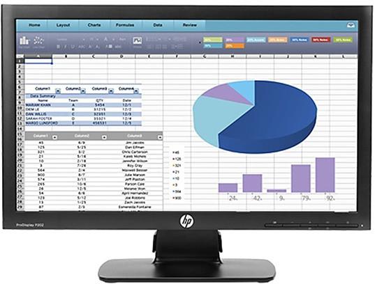 """HP P202 - LED monitor 20"""""""