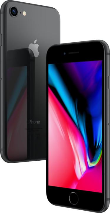 Apple iPhone 8, 64GB, šedá